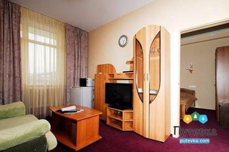 Люкс 1-местный 2-комнатный , фото 2