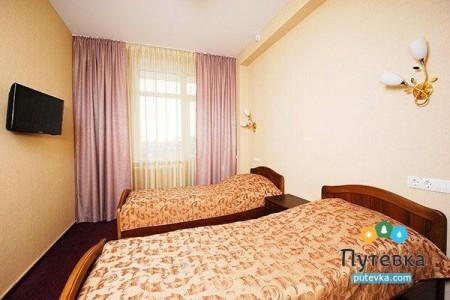 Люкс 1-местный 2-комнатный , фото 1