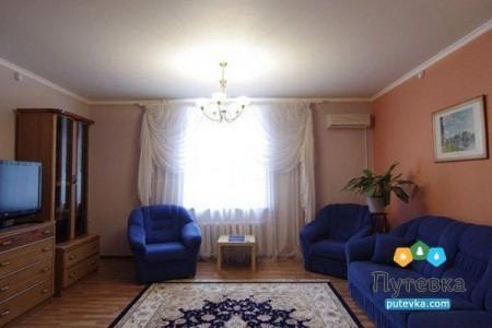Люкс 2-местный 2-комнатный (корпус Эдельвейс), фото 3