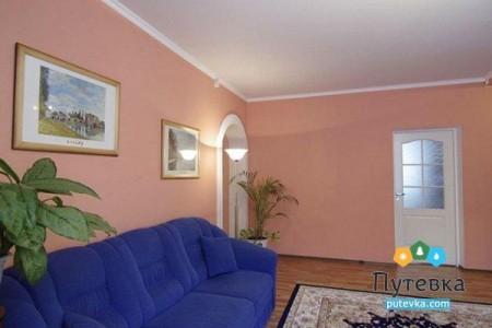 Люкс 2-местный 2-комнатный (корпус Эдельвейс), фото 2