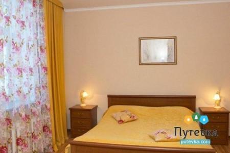 Люкс 2-местный 2-комнатный (корпус Эдельвейс), фото 1