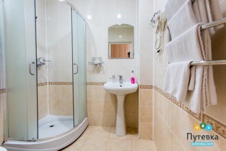 Стандартный 2-местный 1-комнатный  с раздельными кроватями (21м2), фото 4