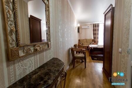 Стандартный 2-местный 1-комнатный  с раздельными кроватями (21м2), фото 3