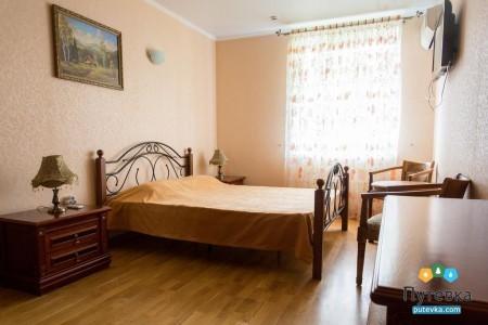 Стандартный 2-местный 1-комнатный  с раздельными кроватями (21м2), фото 2