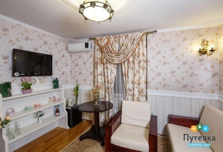 Люкс 2-местный 2-комнатный (32м2), фото 2