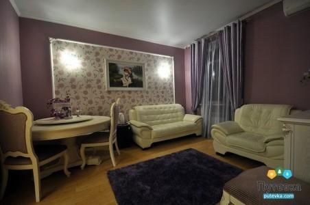 Люкс 2-местный 2-комнатный (32м2), фото 4