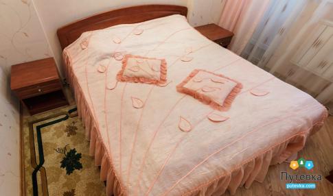 Стандартный 1-местный 2-комнатный корпус 4, 5, 7, 8(22), фото 2