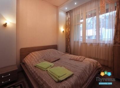 Коттедж 2-местный 2-комнатный коттеджи 3, 6, 7, 8, фото 1