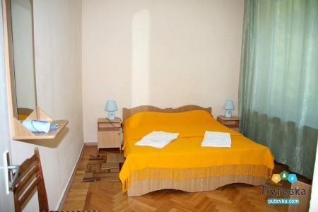 Стандарт 4-местный 2-комнатный (без балкона), фото 2