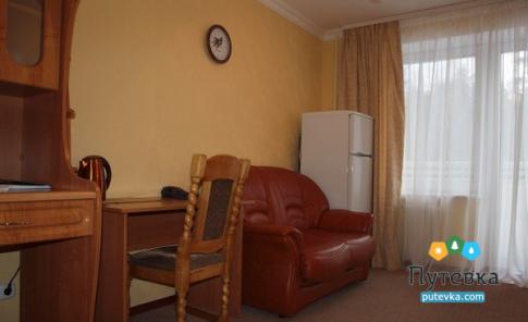 Стандарт 2-местный 2-комнатный корпус 1, фото 7