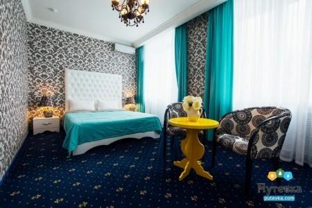 Премиум «Barocco Suite» 2-местный, фото 1
