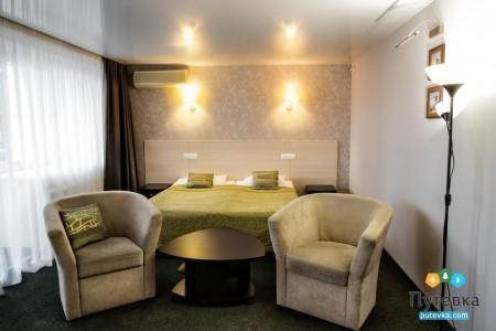 Повышенной комфортности 2-местный 1-комнатный, фото 4