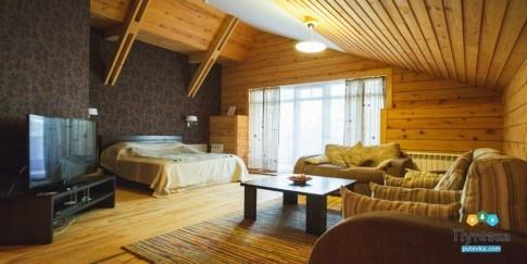Студия Семейная 2-местный 2-комнатный, фото 2
