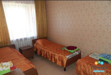 Эконом+ 3-местный 2-комнатный, фото 1