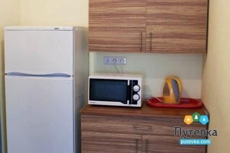 Апартамент 2-местные 2-комнатные корпус 2, фото 5