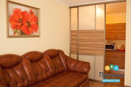 Апартамент 2-местные 2-комнатные корпус 2, фото 4