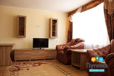 Апартамент 2-местные 2-комнатные корпус 2, фото 2