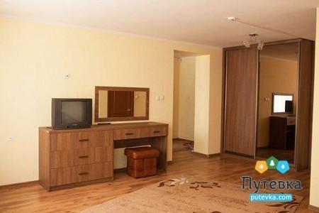 Апартамент 2-местные 2-комнатные корпус 2, фото 3