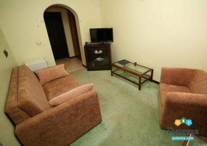Полулюкс 2-местный 2-комнатный мансардный, фото 2