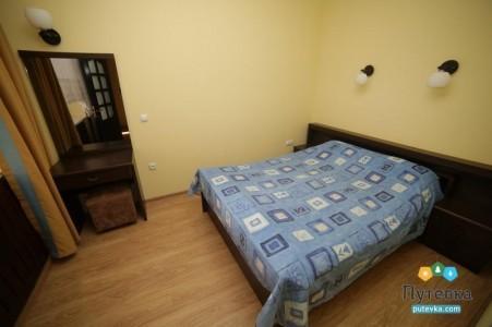 Полулюкс 2-местный 2-комнатный, фото 1