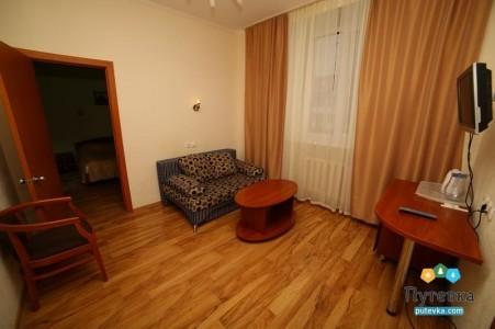 Полулюкс 2-местный 2-комнатный, фото 2