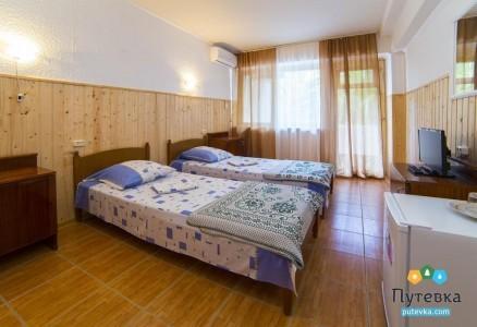 Улучшенный 2-местный 1-комнатный, фото 1
