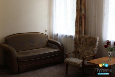 Улучшенный 2-местный 1-комнатный №11,23, фото 2