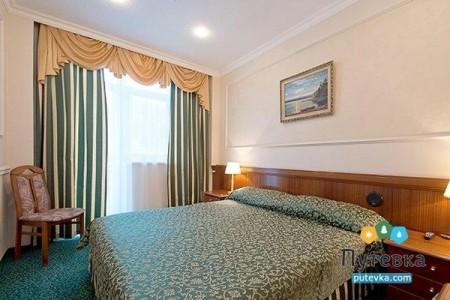 Сюит 2-местный 3-комнатный №701, фото 1