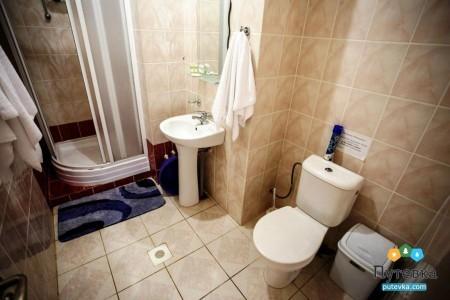 Сюит 4-местный 2-комнатный с балконом, море, 2-5-й этажи, фото 2