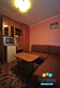 Стандарт 3-местный 2-комнатный, фото 2
