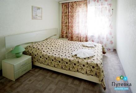 Люкс 3-местный 2-комнатный , фото 1