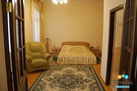 Люкс 2-местный 2-комнатный (коэф. комф. 0,86), фото 1
