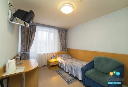 Стандартный 1-местный 1-комнатный, фото 1