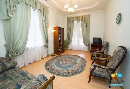 Люкс 2-местный 2-комнатный с прихожей, фото 2