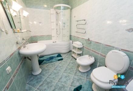 Люкс 2-местный 2-комнатный с прихожей, фото 3