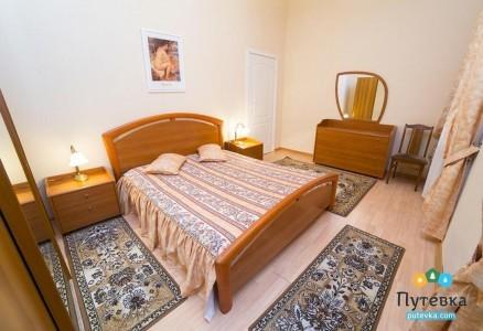 Люкс 2-местный 2-комнатный с прихожей, фото 1