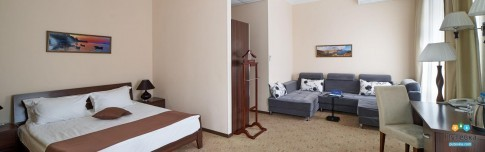 Полулюкс 2-местный 1,2-комнатный , фото 2