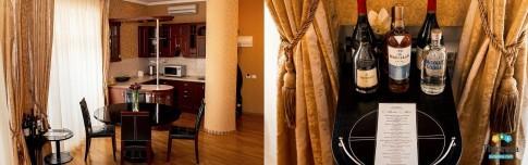 Посольские Апартаменты 2-местный 3-комнатный, фото 5