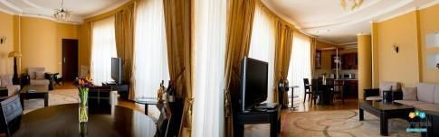 Посольские Апартаменты 2-местный 3-комнатный, фото 2