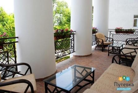 Президентский апартамент 2-местный 2-комнатный, фото 4