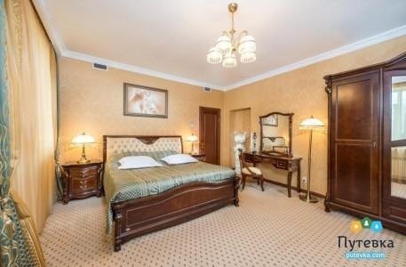 Президентский апартамент 2-местный 2-комнатный, фото 1