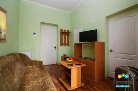 Комфорт улучшенный 2-местный 2-комнатный, фото 4