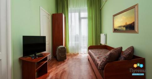 Комфорт улучшенный 2-местный 2-комнатный, фото 2