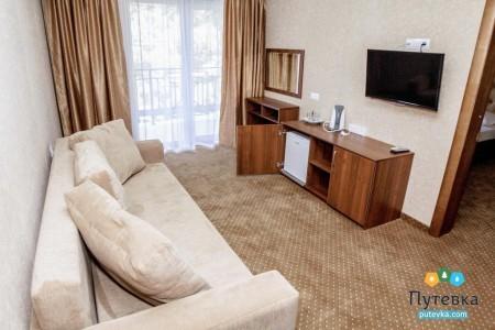 Номер 2-комнатный 2-местный, фото 4