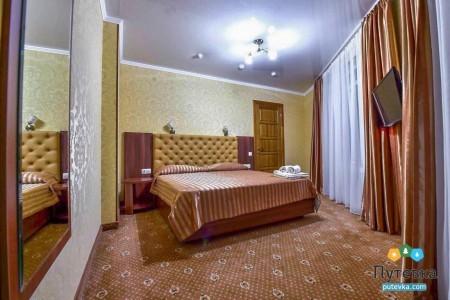 Делюкс 2-комнатный 2-местный , фото 1