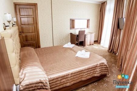 Делюкс 2-комнатный 2-местный , фото 2