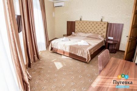 Делюкс 2-комнатный 2-местный , фото 3