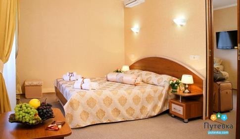 Lux Suite 2-местный 2-комнатный, фото 1