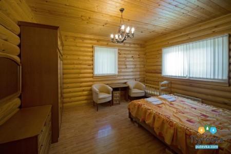 Коттедж люкс 4-местный (2 спальни), фото 2