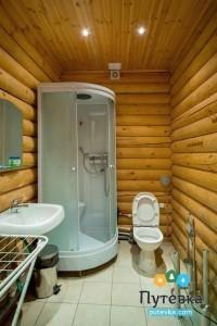 Коттедж люкс 4-местный (2 спальни), фото 6